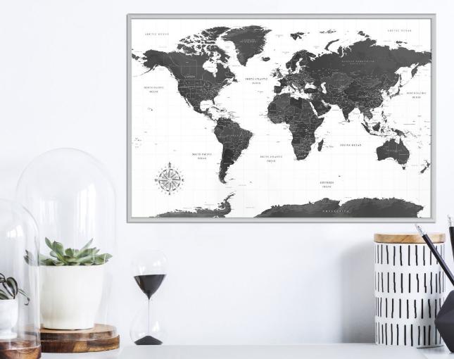 Χάρτες και πόλεις